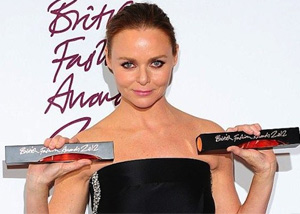 В Лондоне наградили лучших деятелей моды на British Fashion Awards 2012