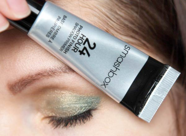 отзывы фото Праймер  Smashbox 24 hour Photo Finish Shadow Primer
