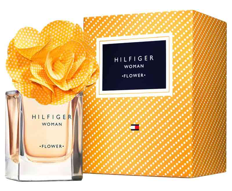 отзывы фото Hilfiger Woman Flower Marigold